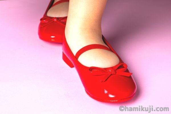 ヒプノセラピー体験談(赤い靴イメージ)