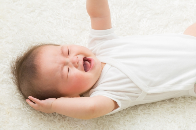 赤ちゃん号泣