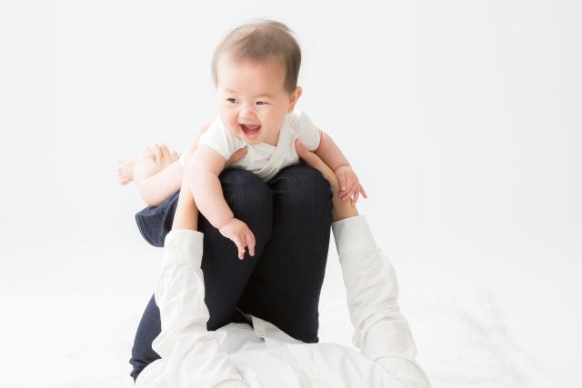 メンタルリープを遂げた赤ちゃん