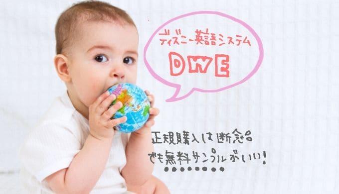 DWE正規購入をやめた理由とサンプル活用法