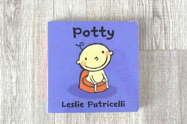 1歳英語絵本おすすめ Potty