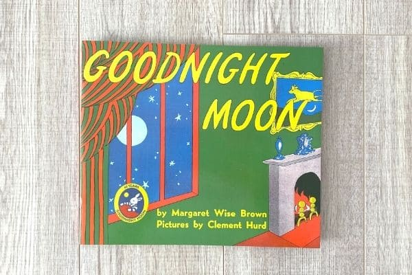 1歳英語絵本おすすめ Goodnight Moon
