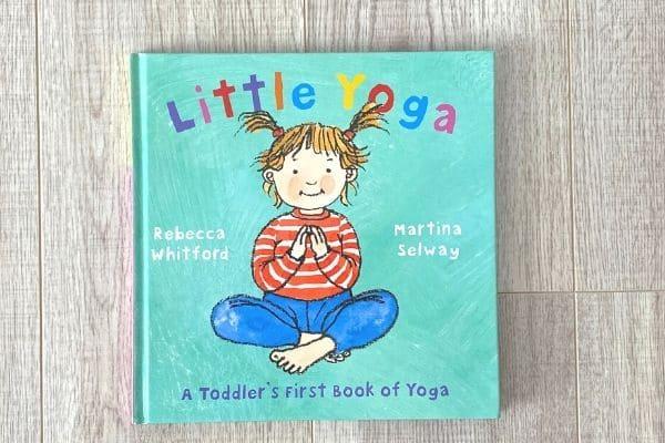 1歳英語絵本おすすめLittle Yoga