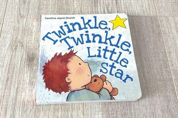 1歳英語絵本おすすめ Twinkle, Twinkle, Little Star