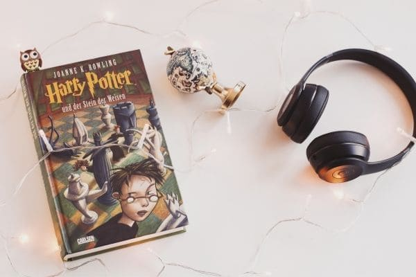 ハリーポッターを英語で読む学習効果