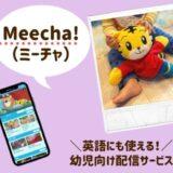 Meecha!(ミーチャ)の動画配信はしまじろう以外の英語教育にも対応!
